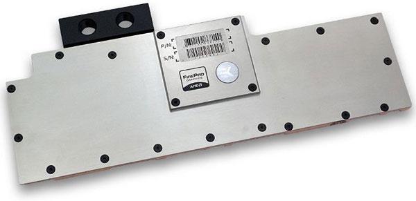 Водоблок EK-FC7990 SE будет доступен в четырех вариантах