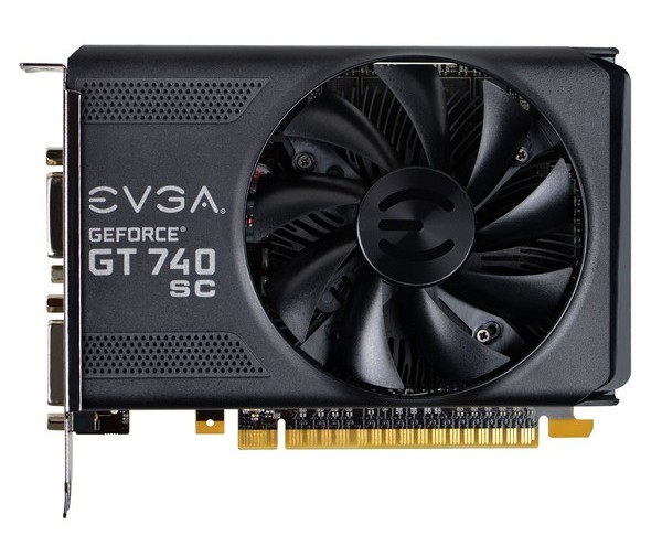 Evga GeForce GT 740