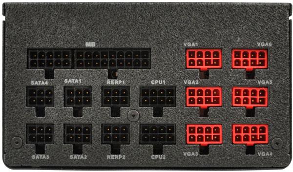 Блок питания EVGA SuperNova 1000 G2 мощностью 1000 Вт защищен от нештатных ситуаций