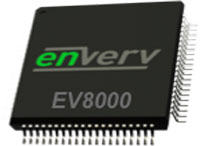 К достоинствам EV8000 относится наличие встроенного процессора приложений