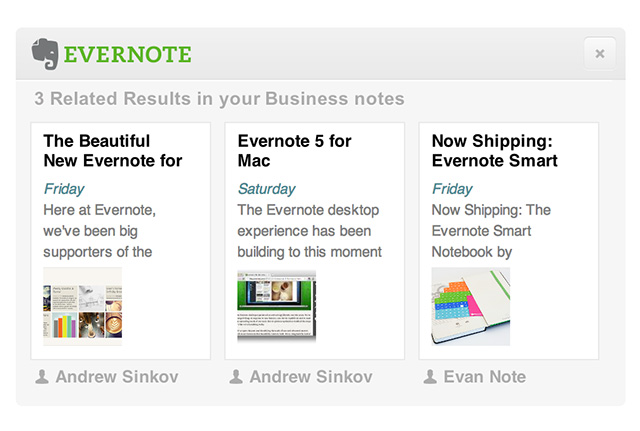 Evernote Business теперь доступен и компаниям в России
