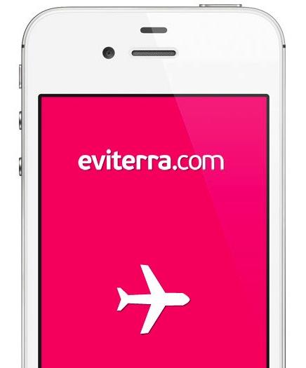 Eviterra iOS application