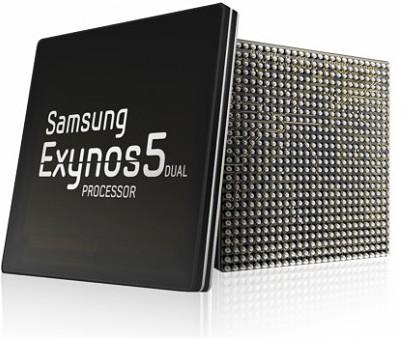Exynos 5 — новый 8 ядерный чип от Samsung