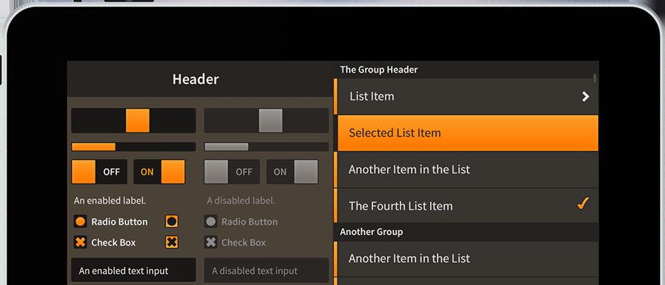 Feathers — UI фреймворк на основе Starling для мобильных и десктоп приложений