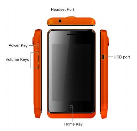 Firefox OS смартфон Geeksphone Keon: официальный мануал плюс фото с FCC