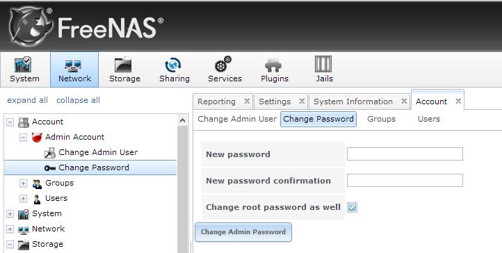 FreeNAS 9.1.1 — создаем сетевое хранилище. Часть 1. Установка