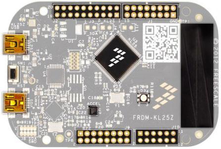 Серию Kinetis L открыла модель KL25