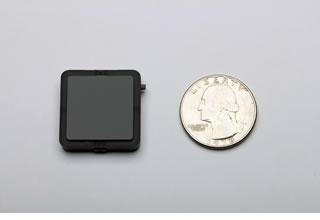 Сенсор для бесконтактной идентификации по рисунку вен, созданный специалистами Fujitsu, можно встраивать в мобильные устройства