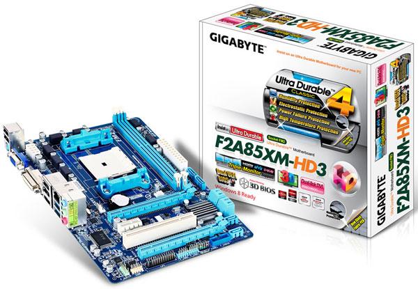 GIGABYTE GA-F2A85XM-HD3
