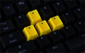Клавиатура MSI GK-601 имеет светодиодную подсветку