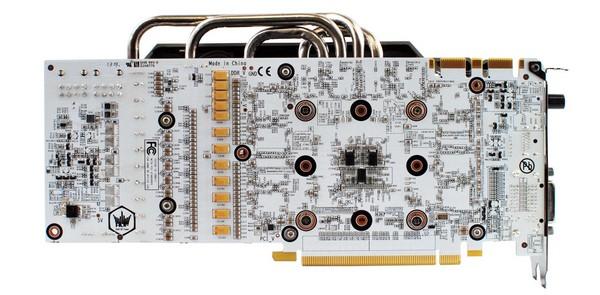 KFA2 GTX 780 HOF OC+ 6GB
