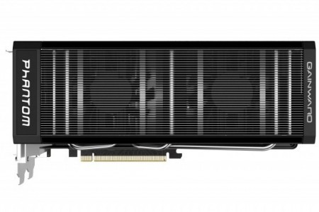 Видеокарта Gainward GeForce GTX 680 Phantom 4 ГБ
