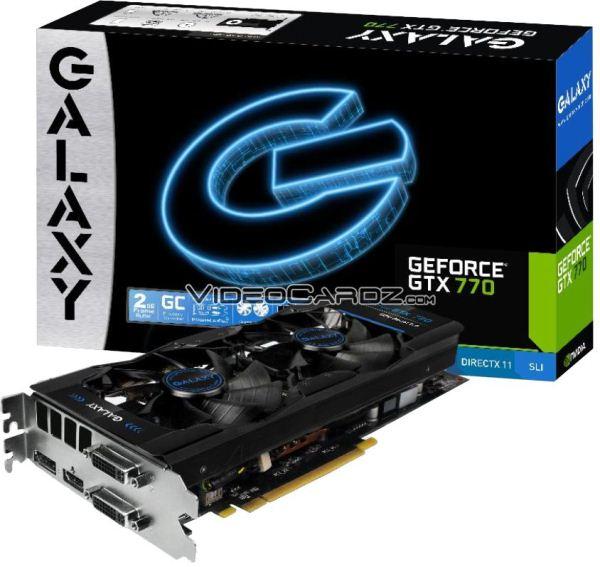 Galaxy GTX 770