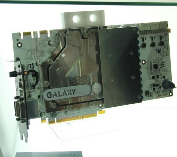 Galaxy GTX 780 Ti HOF V20 и GTX 780 Ti HOF Second Edition