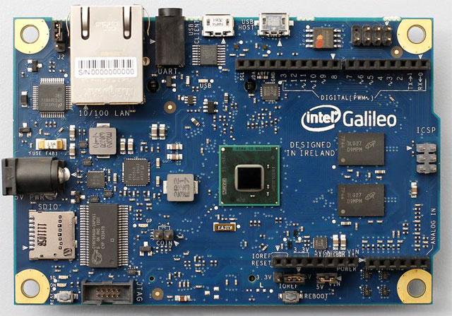 Galileo — первый Arduino совместимый микрокомпьютер на платформе Intel. Уже в продаже!