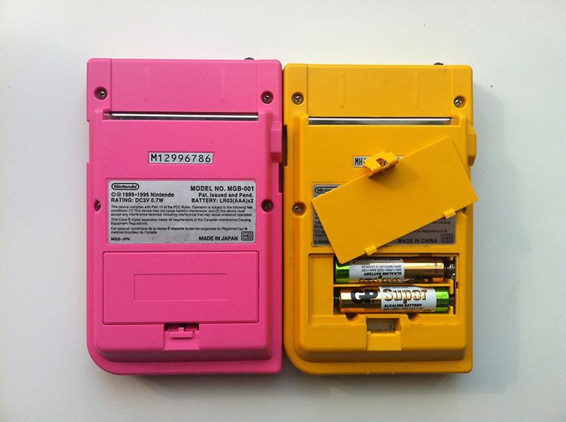 Game Boy Pocket: краткий обзор + потрошки