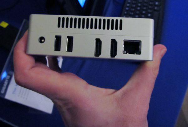 Intel NUC в исполнении GIGABYTE