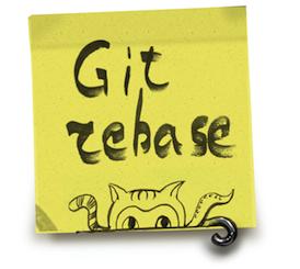 Git rebase «по кнопке»