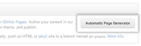 Github добавили улучшенный генератор страниц