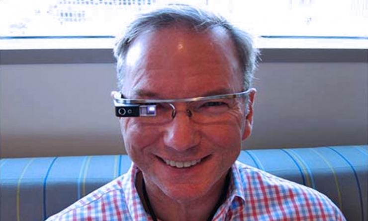 Google Glass появятся на потребительском рынке не ранее следующего года (+ аудиозапись интервью с Эриком Шмидтом)