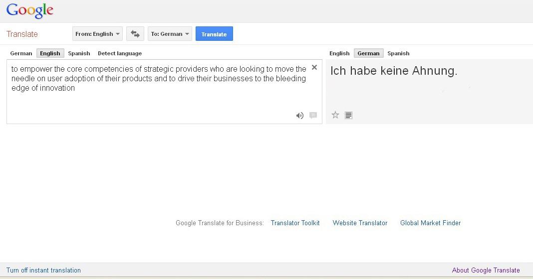 Google Translate: руководство для полного идиота