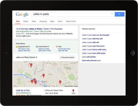 Google будет показывать в результатах поиска рекламу конкурентов: результаты антимонопольного расследования ЕС