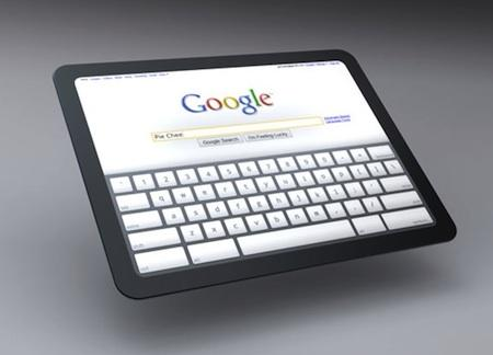 Google будет продавать планшеты через интернет магазин