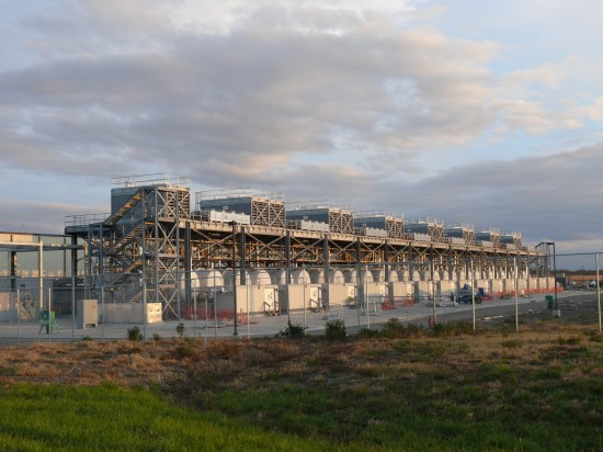 Google строит еще один дата центр в Оклахоме, США