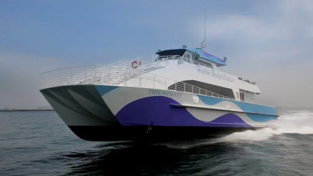 Google заключает договор с морским извозчиком