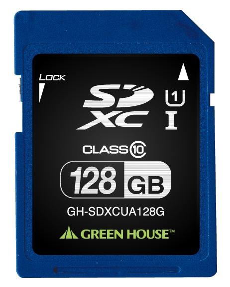 В карточках GH-SDXCUA64G и GH-SDXCUA128G используется флэш-память типа MLC NAND