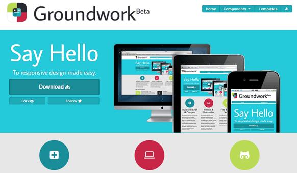 Groundwork — интересный CSS/HTML5 UI фреймворк