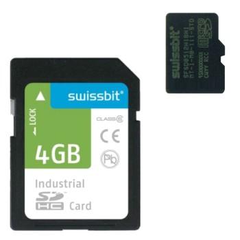 В состав демонстрационной установки входит карта памяти Swissbit S-200 и файловая система HCC SafeFAT