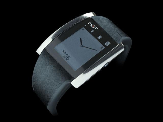 HOT Watch: «умные» часы с возможностью разговора… по ладони