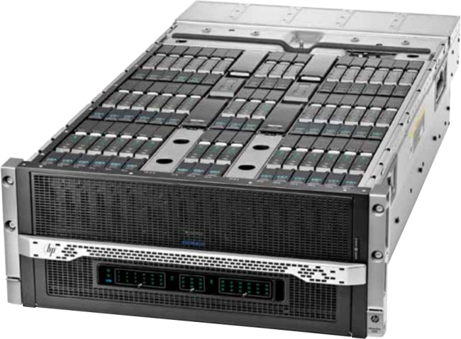 HP Moonshot Server 1500