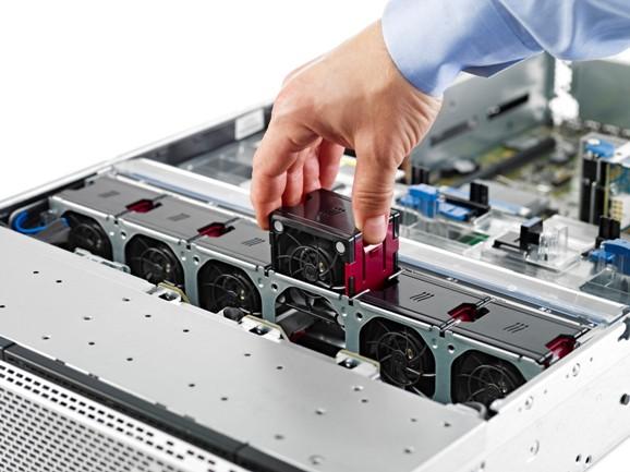 HP ProLiant Gen8 – 150 усовершенствований дизайна сервера