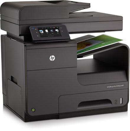 За высокую скорость печати принтер HP Officejet Pro X занесен в книгу рекордов Гиннесса
