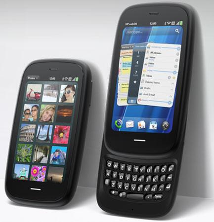HP планирует вернуться на рынок смартфонов