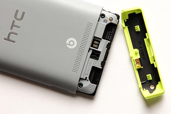 HTC 8S — новые ощущения