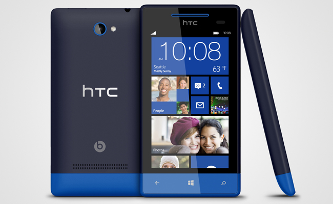 HTC 8s, первые впечатления