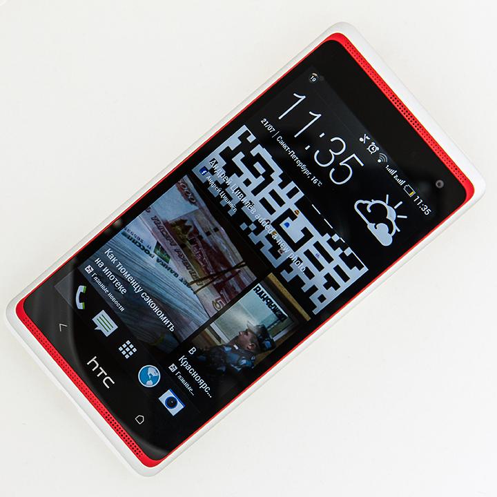 HTC Desire 600 dual sim — удвоенные ставки
