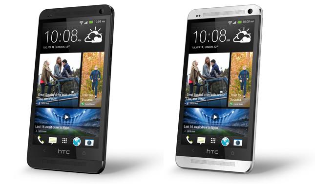 HTC One — впечатления из Лондона