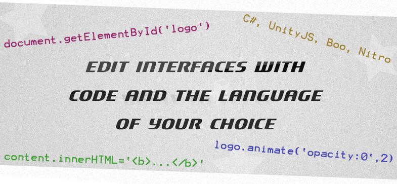 HTML в Unity3D или как скрестить ежа с ужом