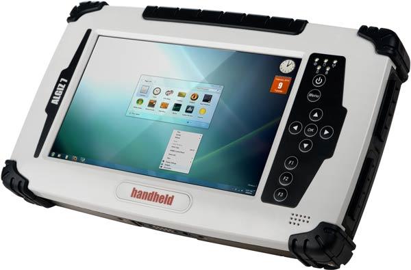 Модернизация не повлияла на цену планшета в защищенном исполнении Handheld Algiz 7