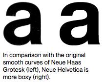 Helvetica часть вторая: блуждая в тумане антипатии