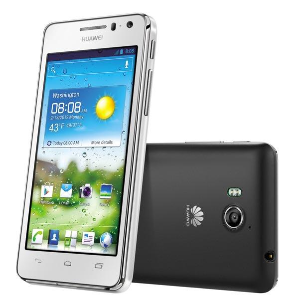 Huawei оснастила смартфон Ascend G615 дисплеем типа IPS размером 4,5 дюйма по диагонали