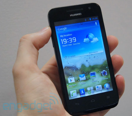 Huawei Ascend G330