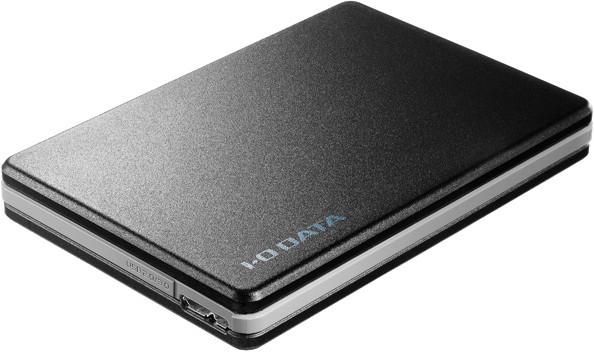 Внешние накопители I-O Data HDPF-UT оснащены интерфейсом USB 3.0