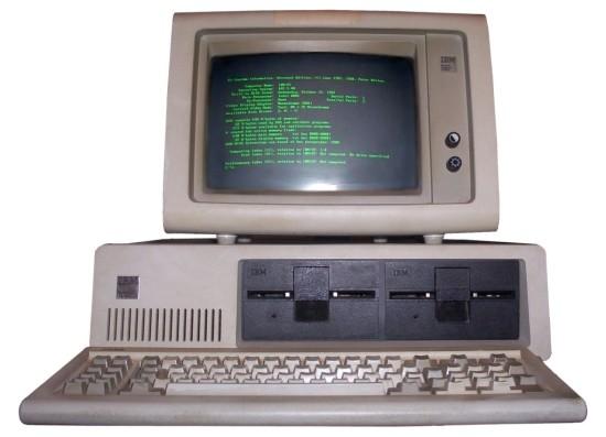 IBM PC исполнился 31 год