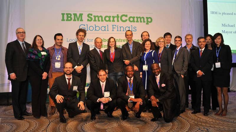 IBM и РВК приглашают молодых предпринимателей к участию в конкурсе SmartCamp