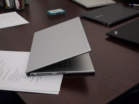 IDF 2012, день второй: Advanced Technologies Zone, ультрабуки Acer Aspire S7 и NEC LaVie Z
